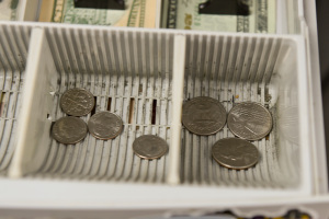 Coin Shortage Cash Register Change Drawer Pennsylvania